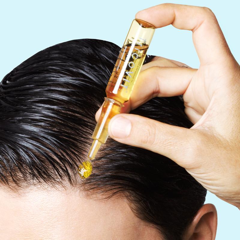 Как избавиться от залысин на голове косметическими средствами