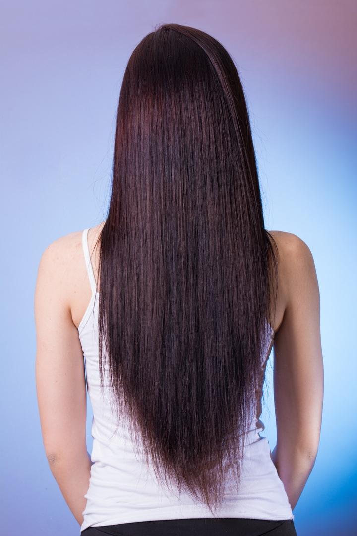 Кератиновое выпрямление волос - вред или польза